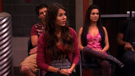 Victorious S01E03: Das blaue Auge (Stage Fighting