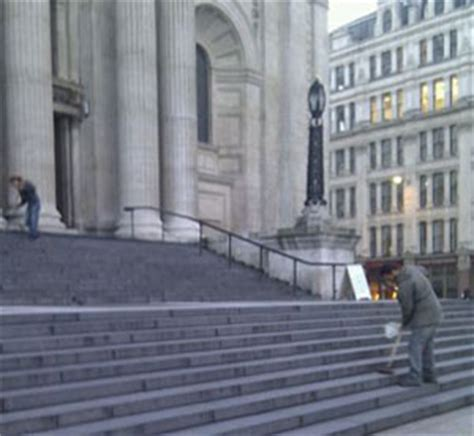 Occupy London: St Paul's protests – Friday 28 October 2011