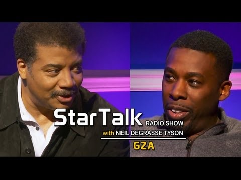GZA Talks Lectures, Science and 'Dark Matter' - Rolling Stone