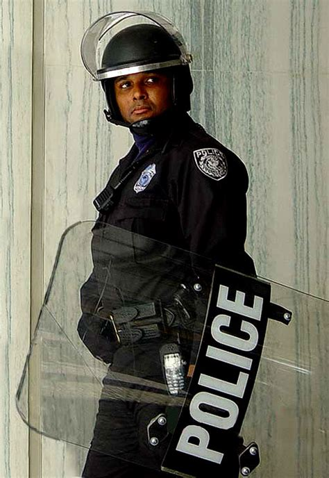 Police Officer - Law And Government