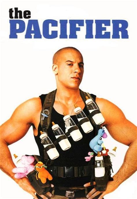 The Pacifier (2005) (In Hindi) Full Movie Watch Online